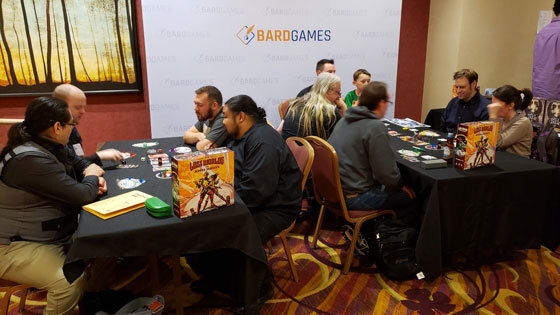 BARD Games hosts Open Gaming at DunDraCon42
