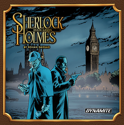 Sherlock Box Cover