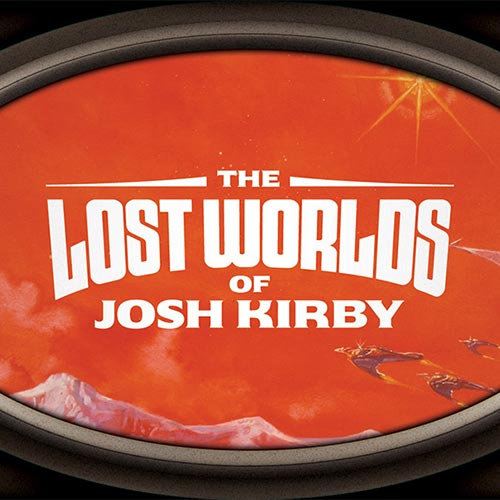 The Lost Worlds of Josh Kirby Card Sleeve Back